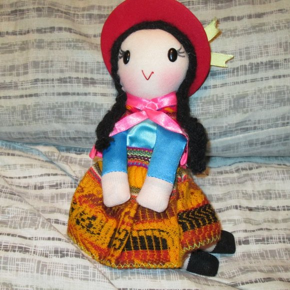 Artisan Mexican Doll